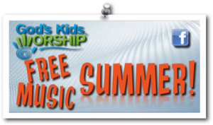 Free Music Summer!  Children\s Ministry Youth