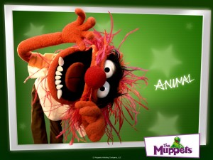 The Muppets: Animal Tattoo  Children\s Ministry Youth