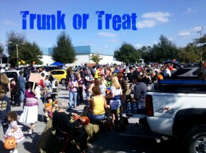 Trunk or Treat...Followup??? Children\s Ministry Youth