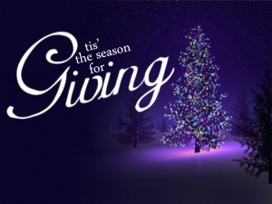 Christmas is . . . Giving! Children\s Ministry