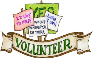 Top Ten Ways to Thank Volunteers Children\s Ministry Youth