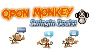 NEW WEBSITE – Qpon Monkey – Saving Your Ministry Money!