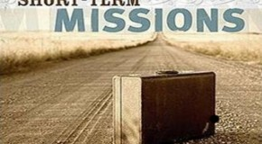 Short Term Missions and Kidmin – What about you?