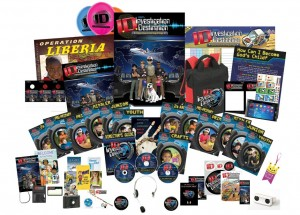 WIN an Investigation Destination VBS Kit! Children\s Ministry Youth