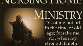"A ""New"" – Old Ministry?"