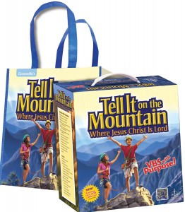 WIN a 2013 VBS Kit   Concordias Tell It on the Mountain Children\s Ministry Youth
