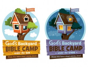 VBS Review #3   Gods Backyard Bible Camp   Standard Publishing Children\s Ministry Youth