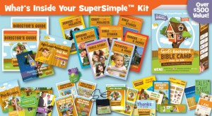 WIN Gods Backyard Bible Camp VBS Kit   Standard Publishing Children\s Ministry Youth