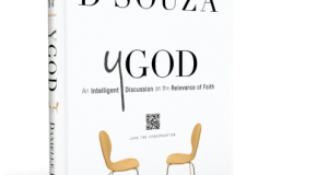 Y God by Danielle D'Souza – a Review