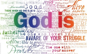 God is... Children\s Ministry Youth