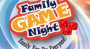 Summer Fun – Family Game Nights