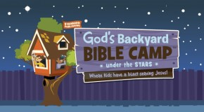 "Enter to WIN ""God's Backyard Bible Camp"" Kit"